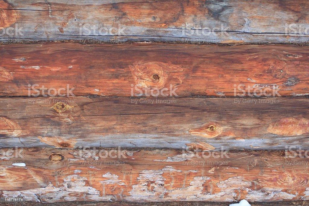 Blockhouse royalty-free stock photo
