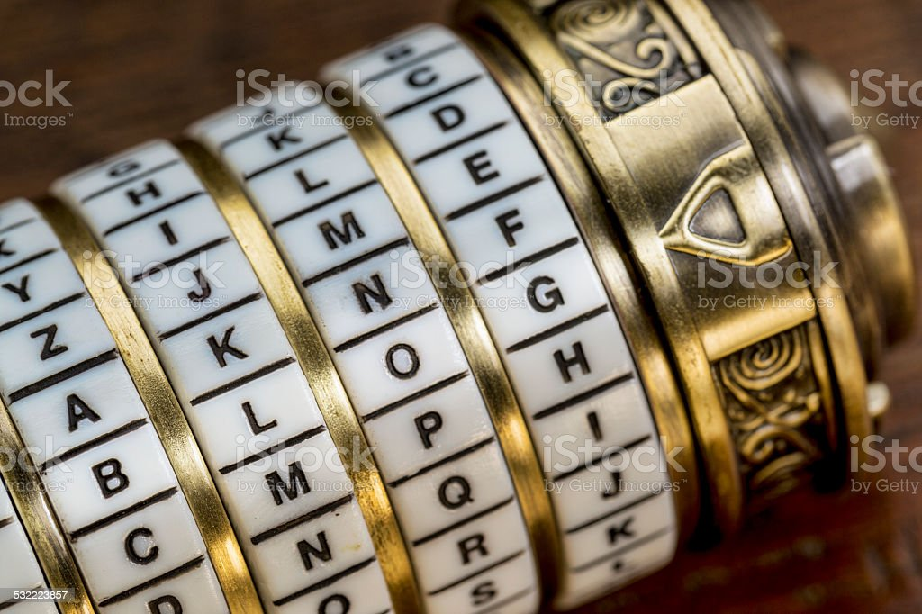 blog word as password stock photo