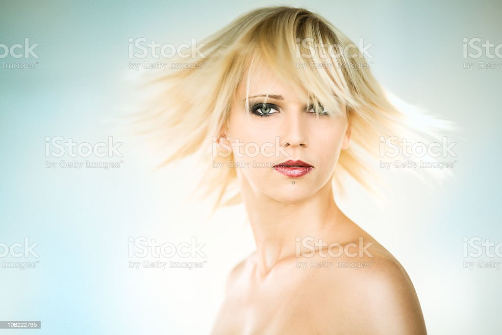 Blond Beauty royalty-free stock photo