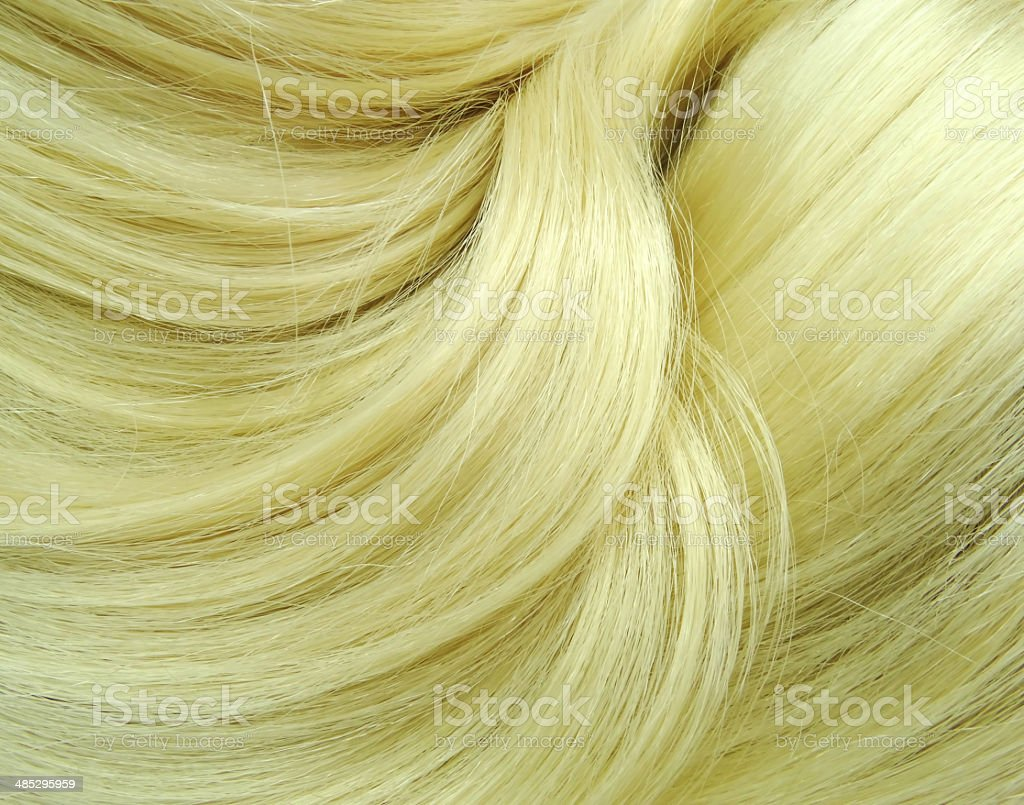 blond highlight hair texture abstract background royalty-free stock photo