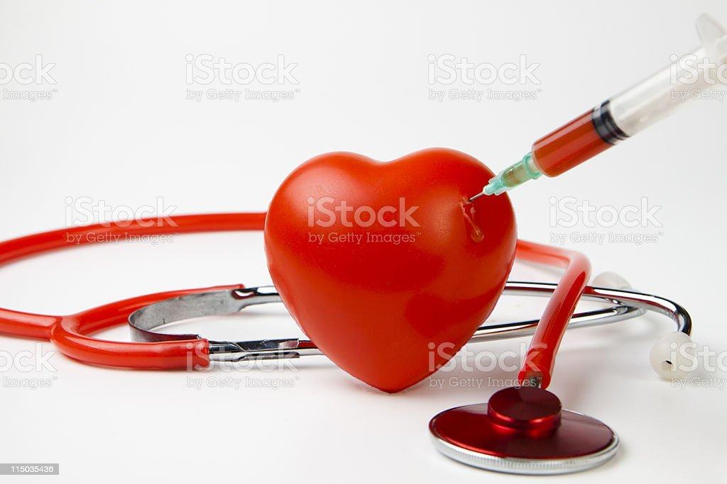 blood drop royalty-free stock photo