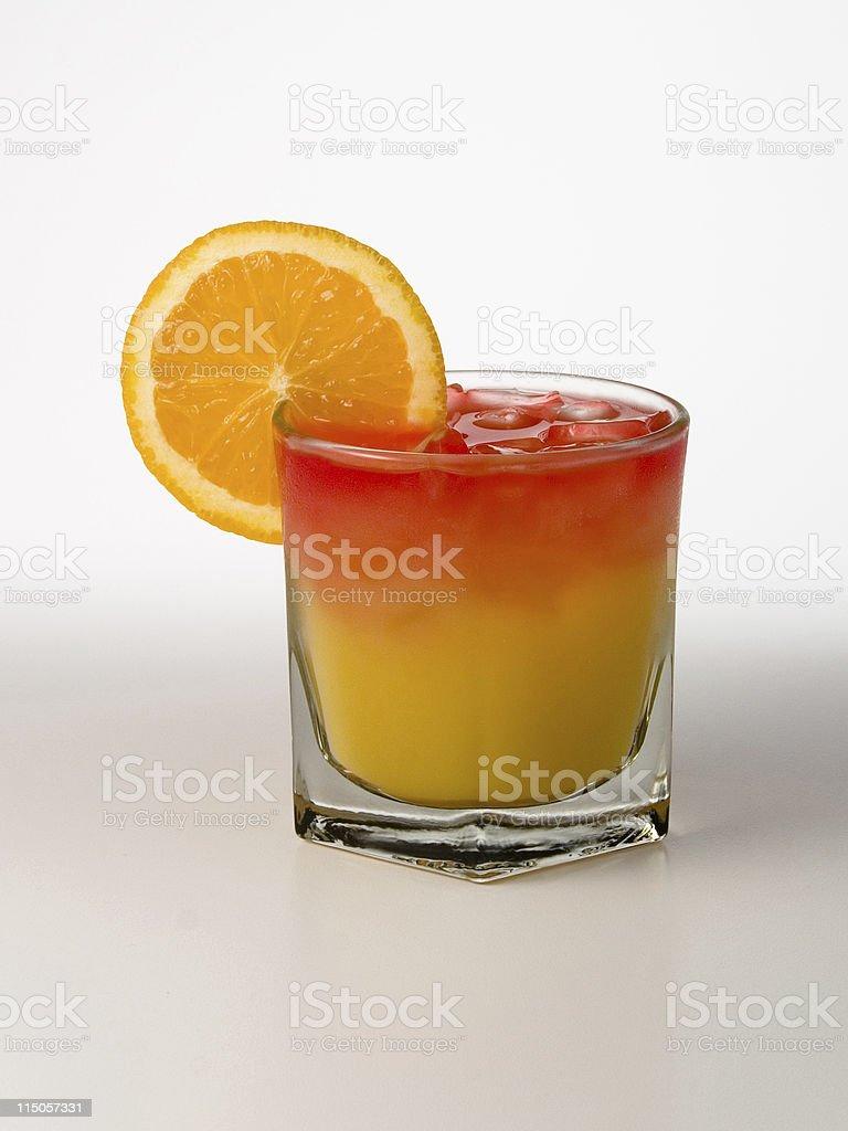 Blood Orange royalty-free stock photo