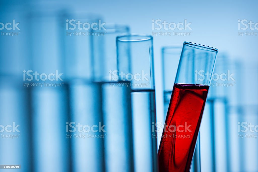 Blood stock photo