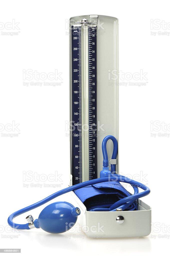 Blood Pressure Apparatus stock photo