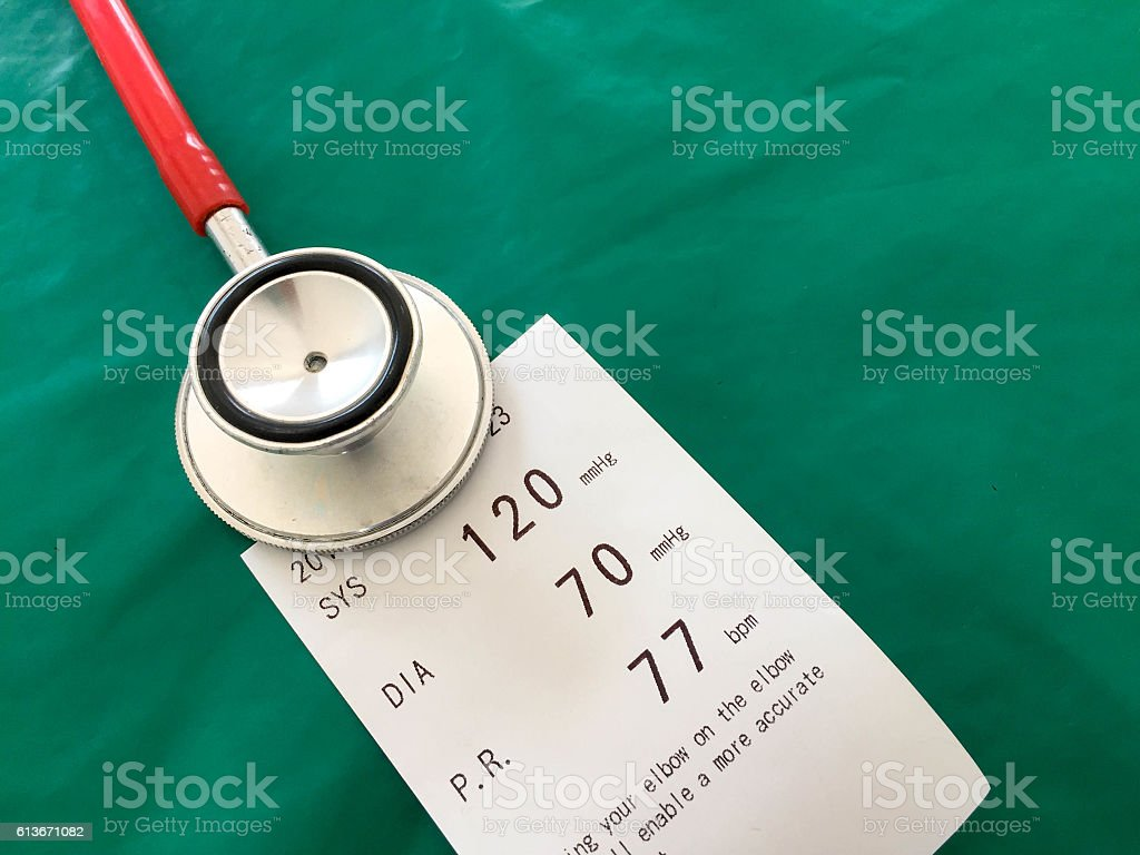 Blood pressure , healthy care stock photo