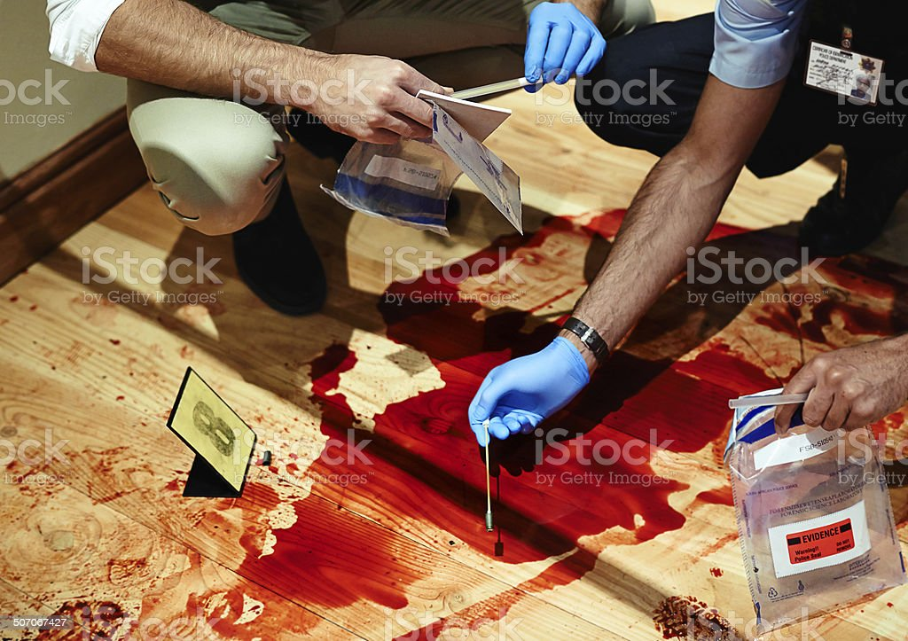 Blood sample collection royalty-free stock photo