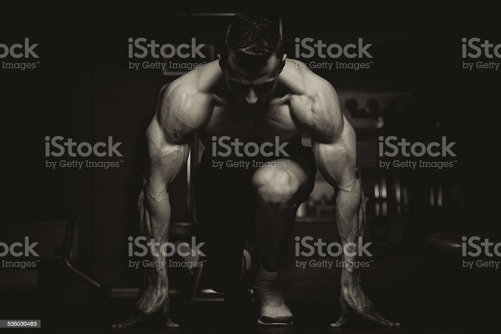 Blood Sport stock photo