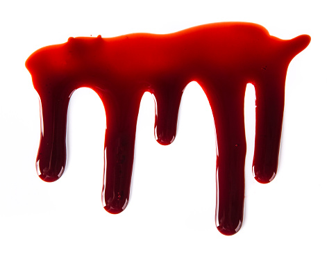 Dripping Blood Pictures, Images and Stock Photos - iStock