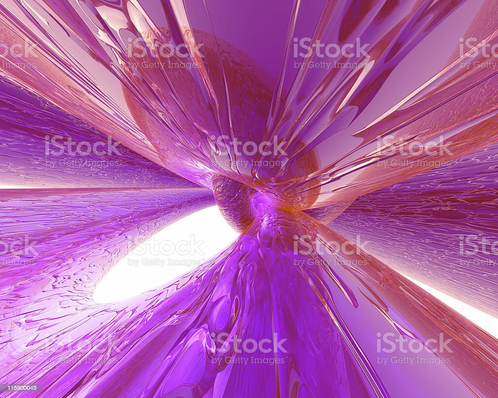 blood veins abstract royalty-free stock photo