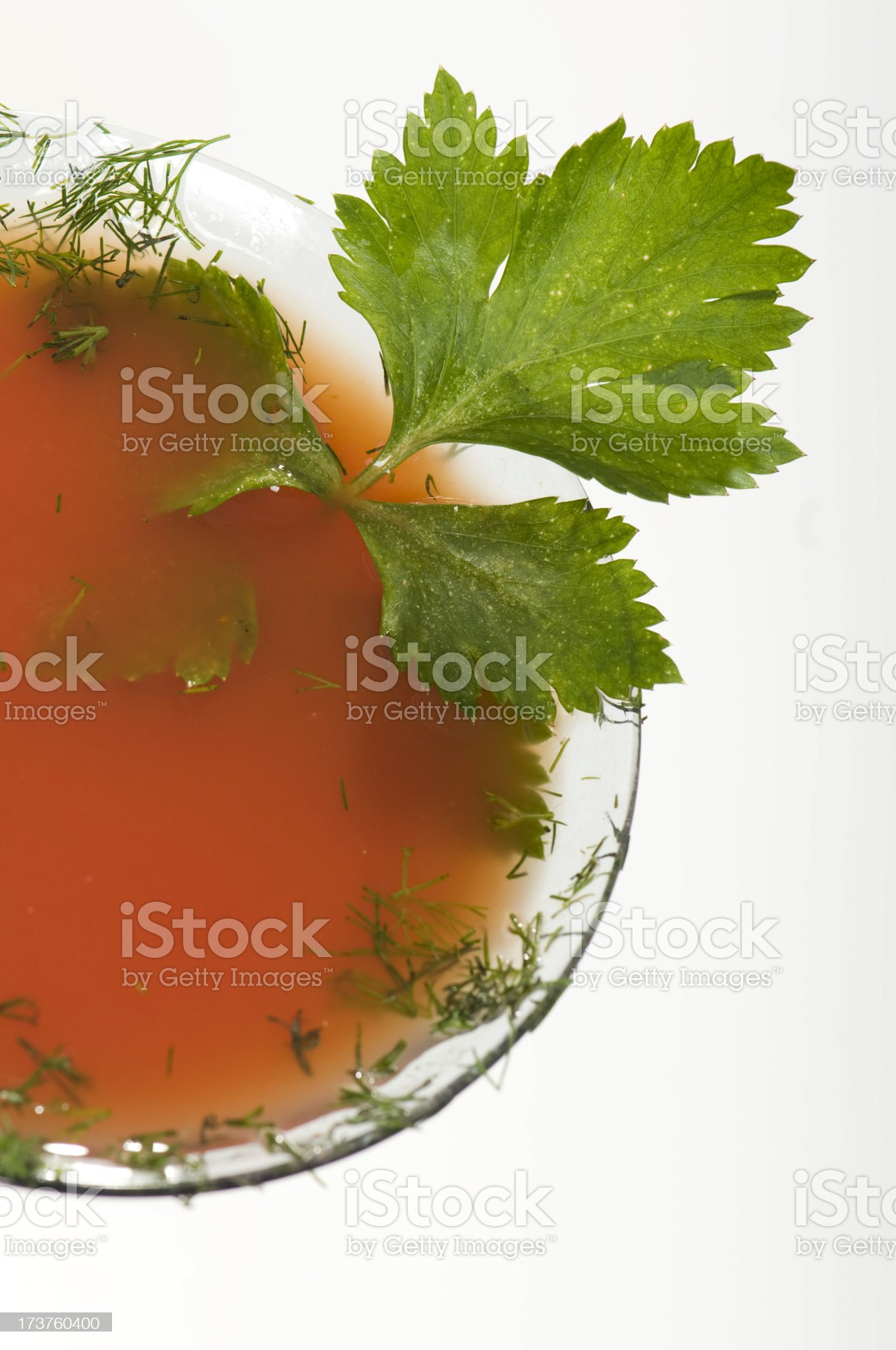 Bloody Mary royalty-free stock photo