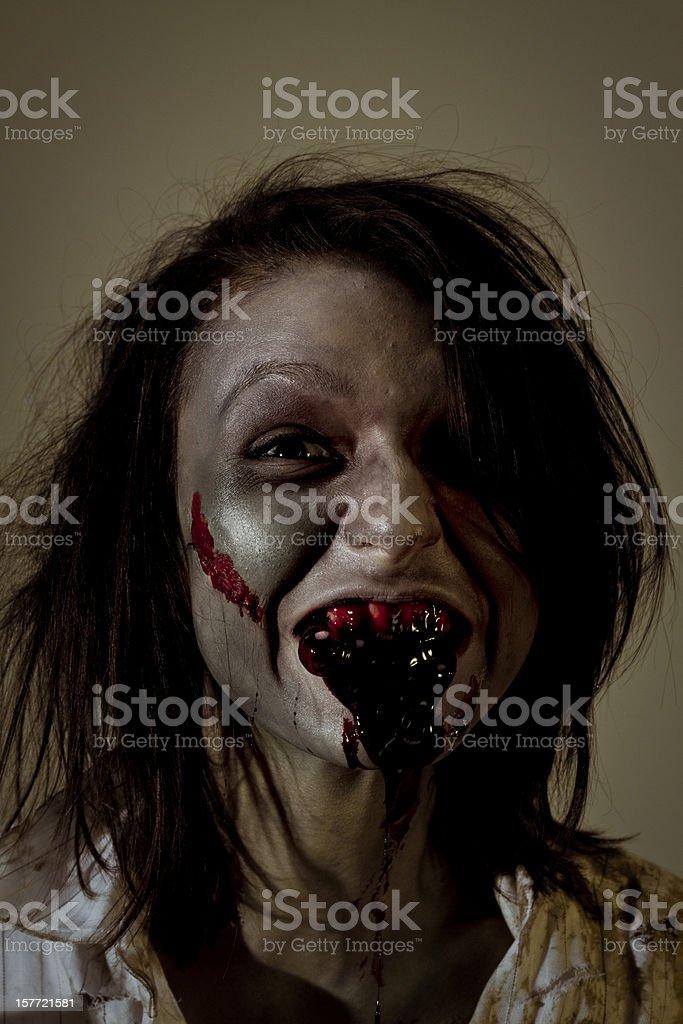 bloody stock photo