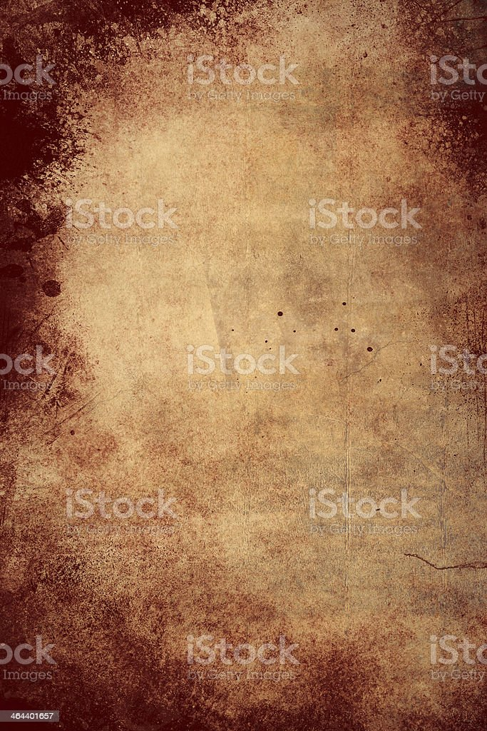 Bloody Wall royalty-free stock photo
