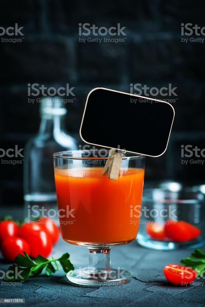 Bloody-Mary stock photo