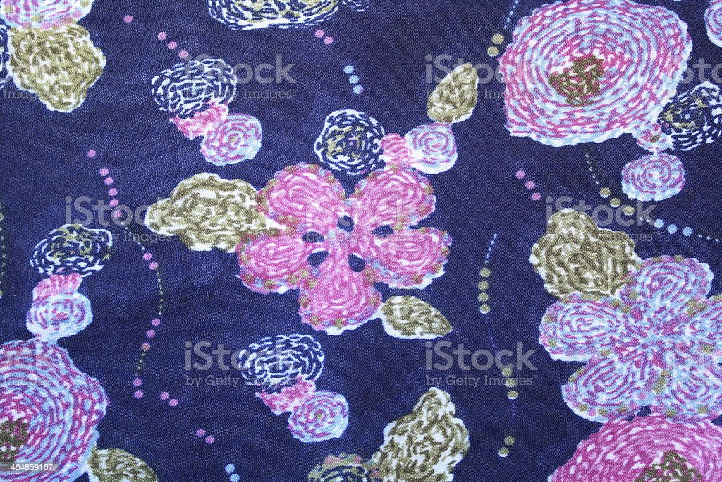 Blossom Pattern stock photo