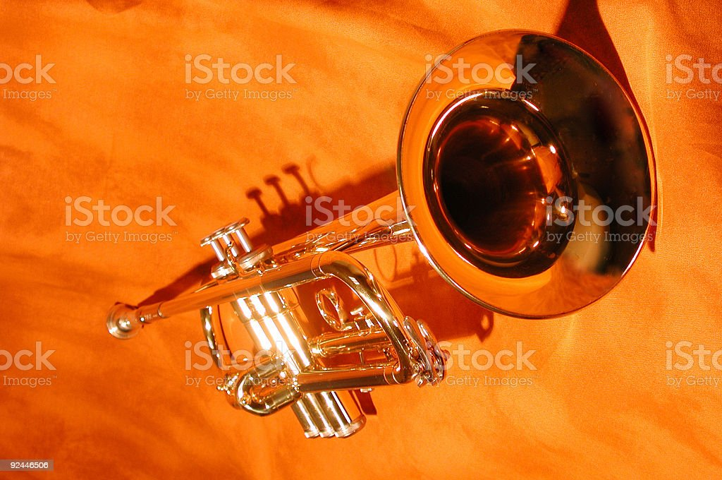 blow my horn1 royalty-free stock photo