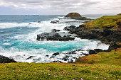 Blowhole, Phillip Island, Australia (XXXL)