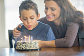 Blowing Out Candles