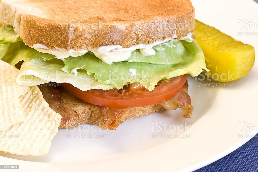 blt royalty-free stock photo