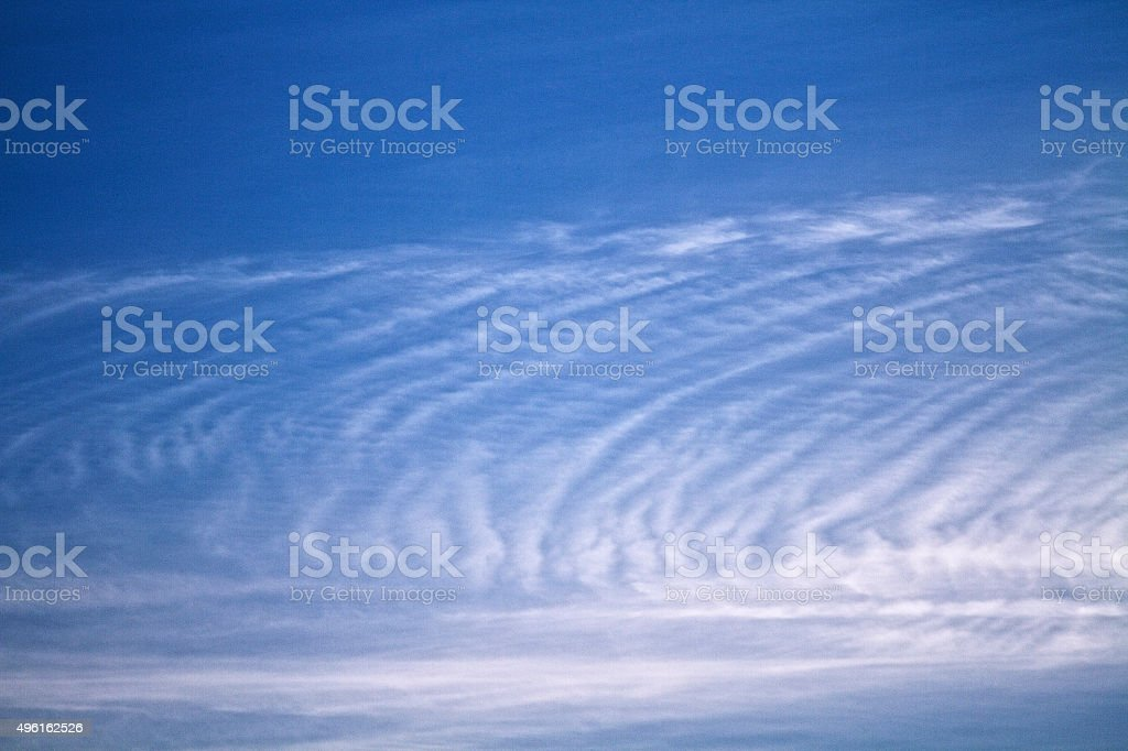 Blue Abstact Background, Clouds,Sky stock photo