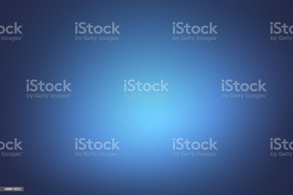 Blue abstract background stock photo