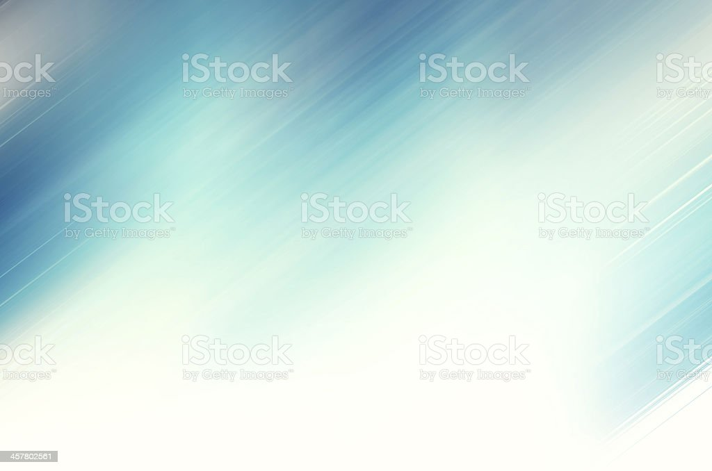 Blue abstract motion gradient background stock photo
