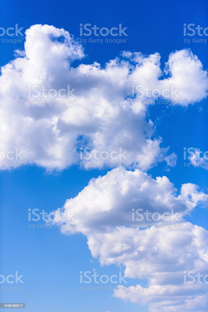 blue abstract sky - Photo