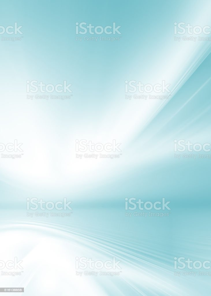 Blue abstraction waves background stock photo