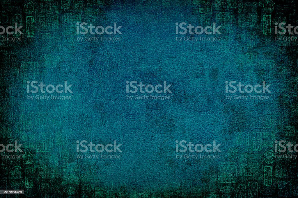 Blue Abtract Background stock photo