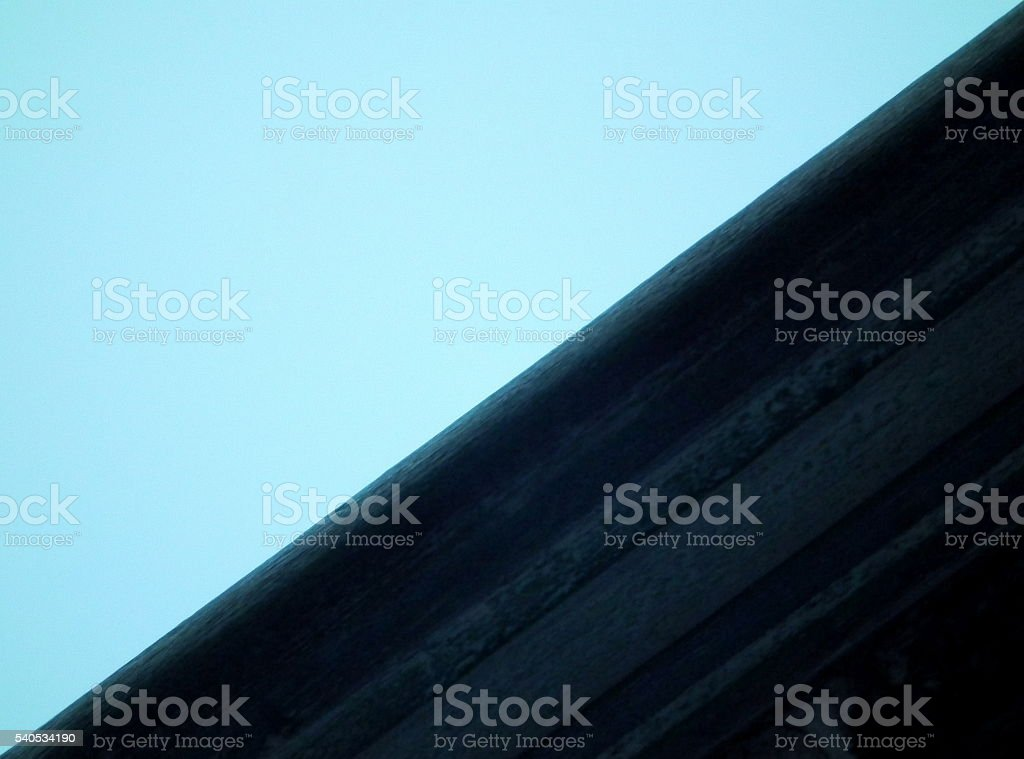 Blue and Black Background stock photo