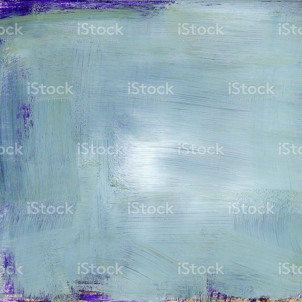 Blue and Purple Acrylic royalty-free stock photo