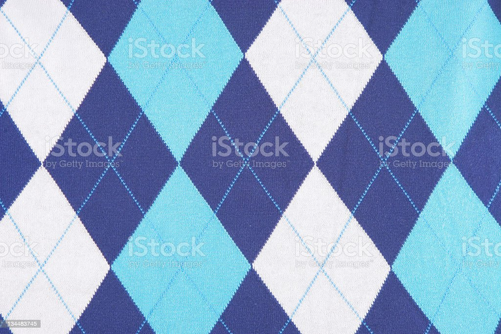 blue and turquoise background fabric royalty-free stock photo
