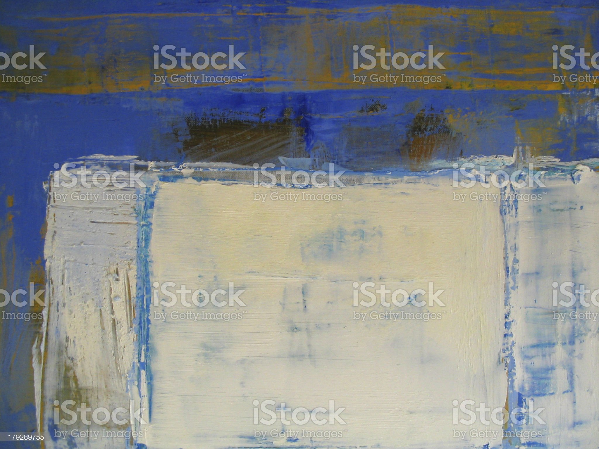 Blue and white texture royalty-free stock photo