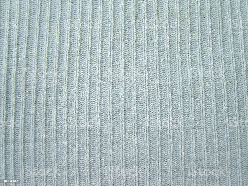 Blue Baby Blanket stock photo