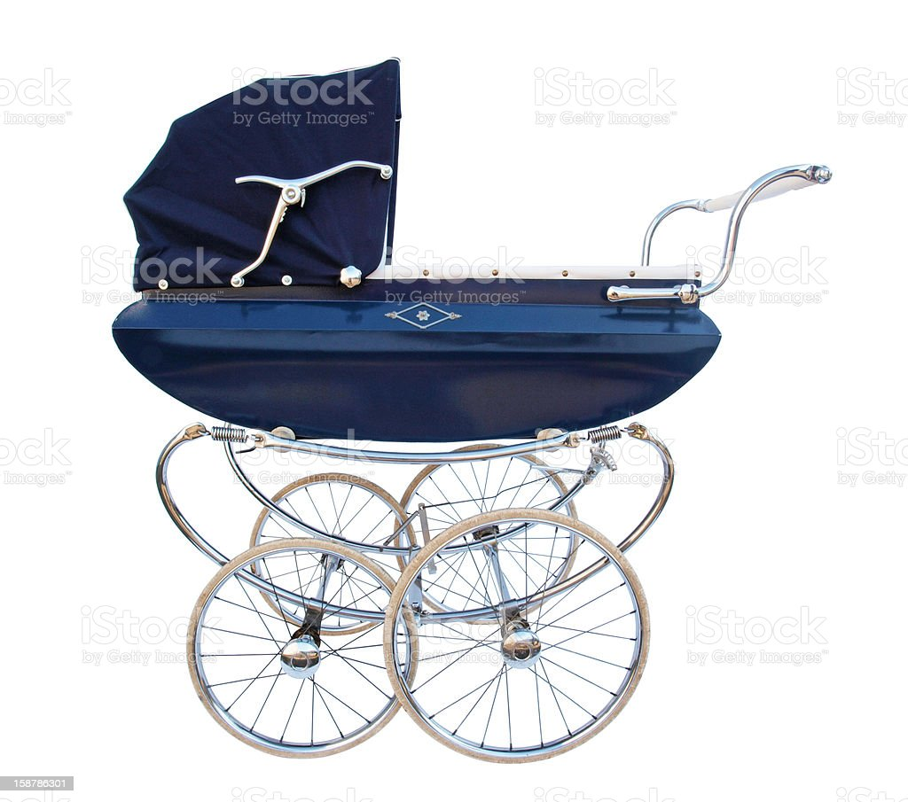 M: old fashioned solar lantern Baby carriage old fashioned