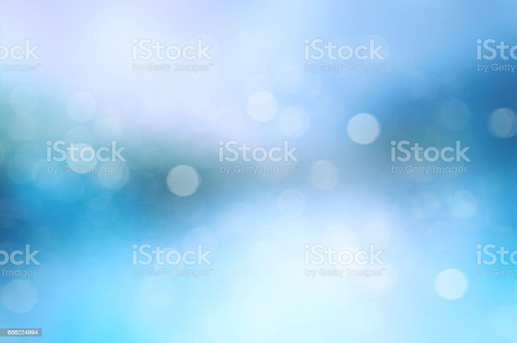 Blue background blur. stock photo