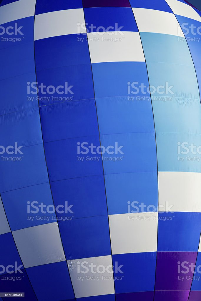 Blue Balloon royalty-free stock photo