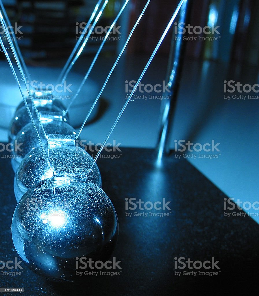 blue balls royalty-free stock photo