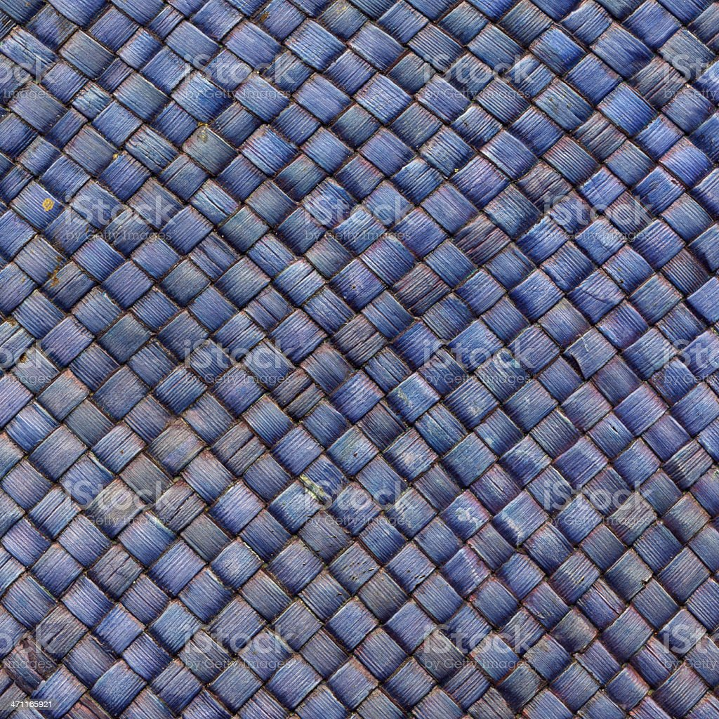 Blue bamboo background royalty-free stock photo
