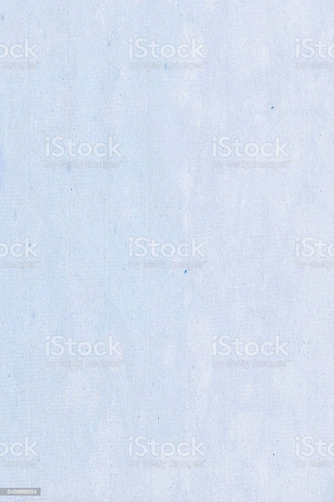 Blue blank paper canvas stock photo