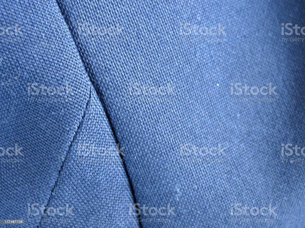 blue blazer material texture royalty-free stock photo