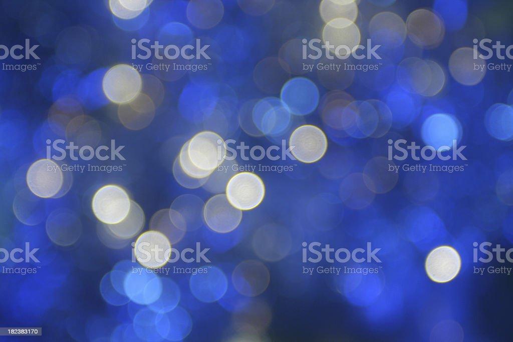 Blue blur beauty royalty-free stock photo