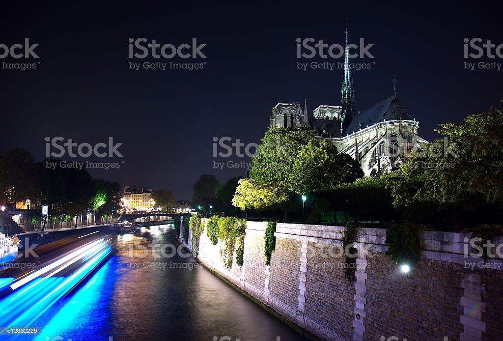 Bateau Bleu royalty-free stock photo