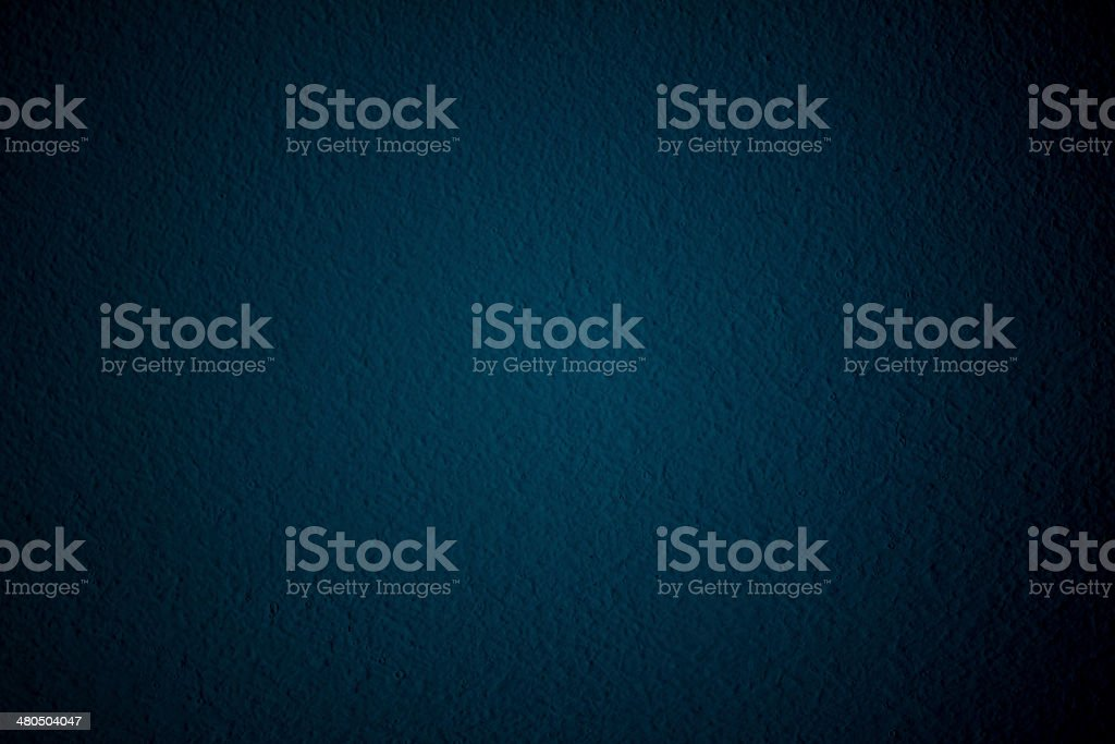Blue canvas background or texture stock photo
