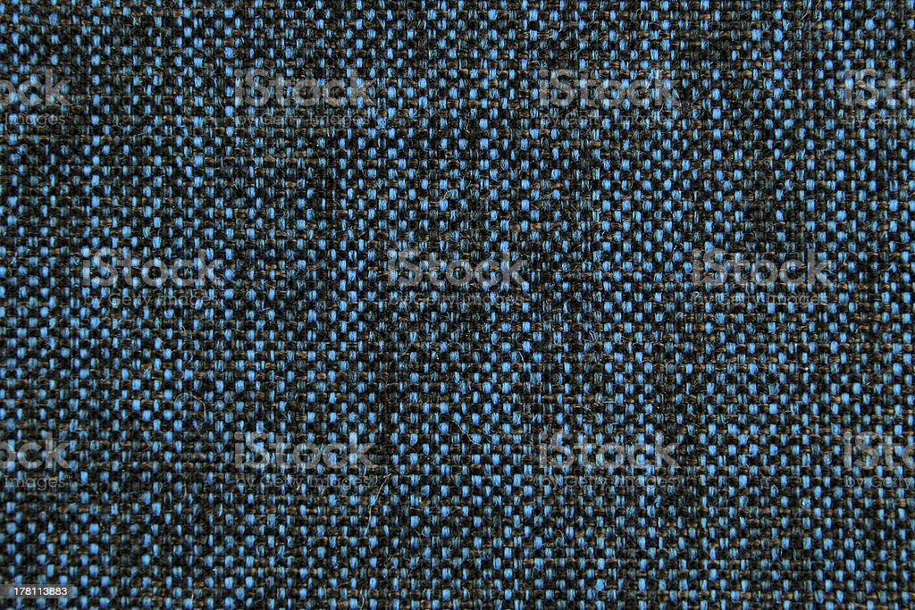 blue canvas texture or background royalty-free stock photo