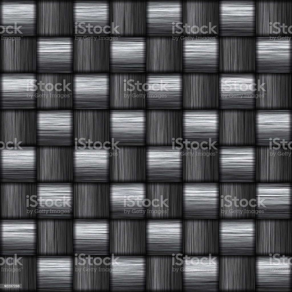 blue carbon fiber stock photo