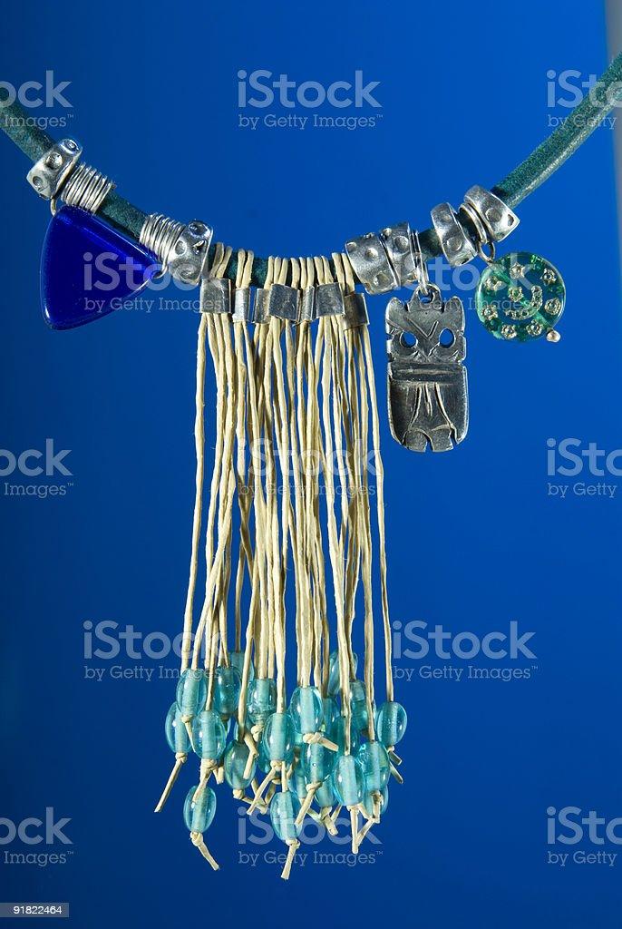 blue charm royalty-free stock photo