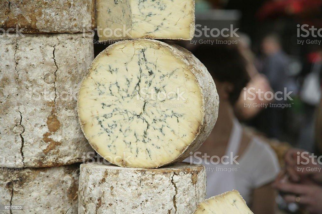 Blue Cheese stock photo