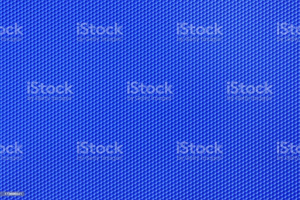 Blue Color Background Honeycomb Pattern stock photo