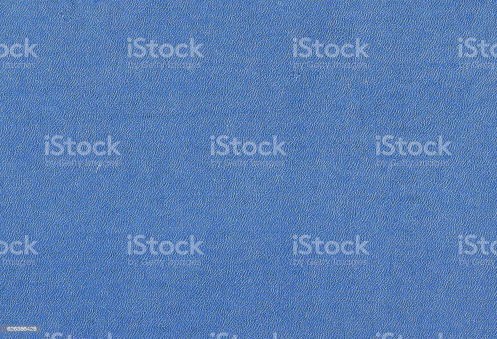 Blue color plastic surface. stock photo