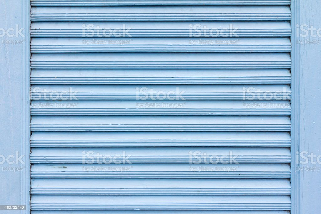 Holz Textur Blue door Lizenzfreies stock-foto